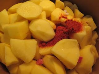 Patatas de fabada olla GM