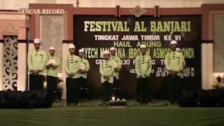 Mp3 Sholawat Dhoharoddin - Al Mashaby (Festival Al Banjari Asmoro Qondi 2016)