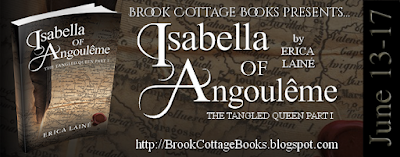 French Village Diaries book review Isabella of Angouleme Erica Laine Brook Cottage Books