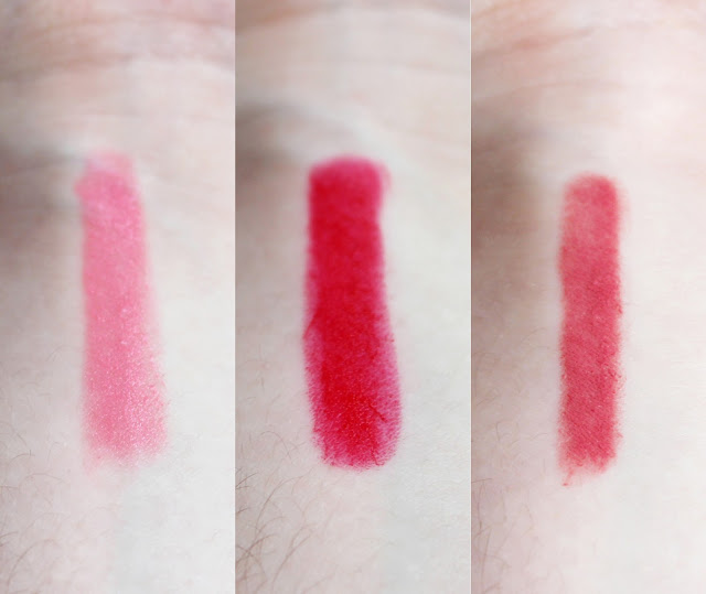 swatch smooth temptation lipstick kiko