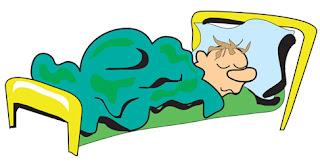 لماذا نهي الرسول ( صلي الله عليه وسلم ) من النوم على جنابة