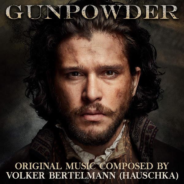 Hauschka - Gunpowder (Original Television Soundtrack) Cover