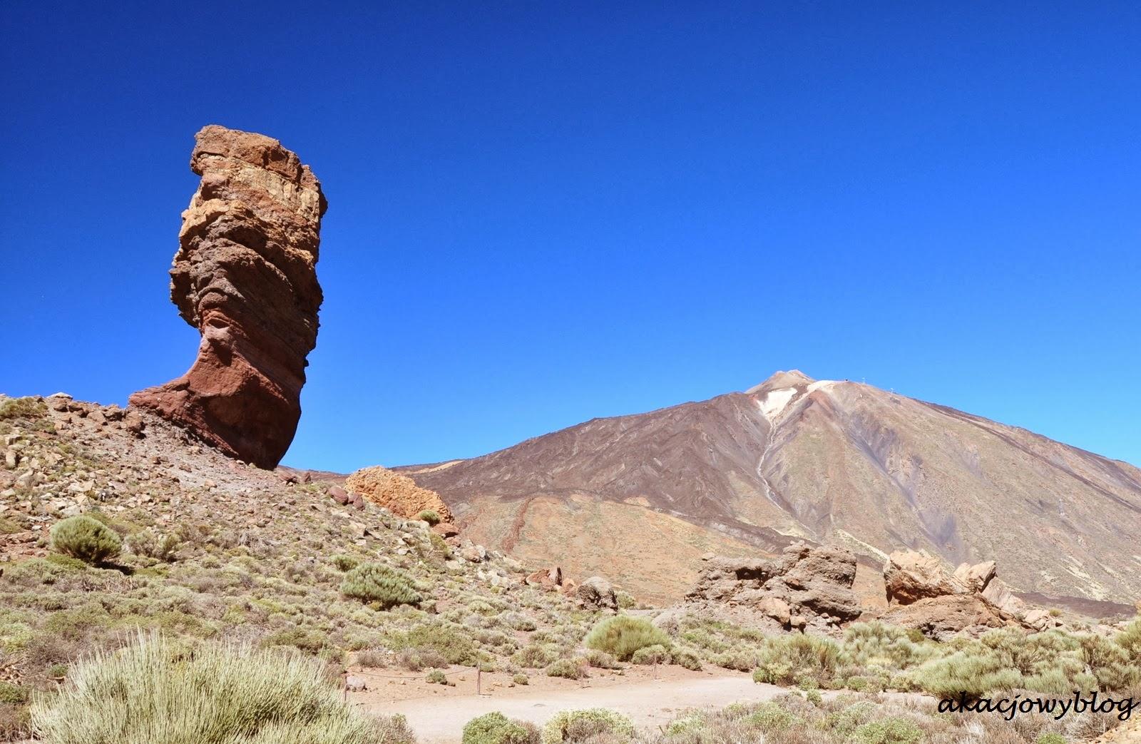 Teneryfa - Pico del Teide.