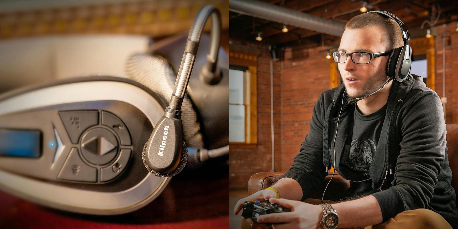 Kilpsch KG-200 Gaming Headphones