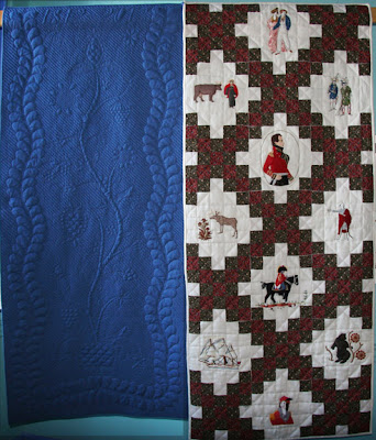 Honors Awarded at Great Lakes Trail Quilt Event
