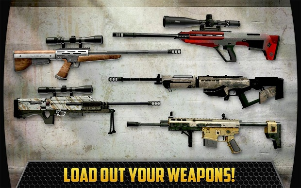 Kill Shot Android Game Apk
