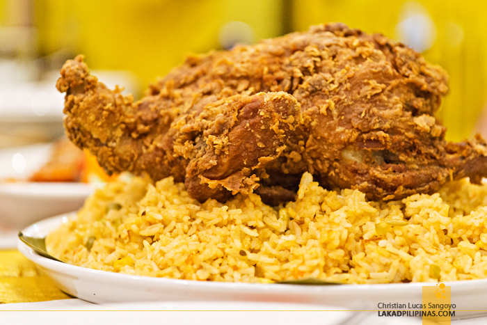 Bay Tal Mal Zamboanga Food Trip Chicken Rice Sambal