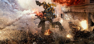 transformers el ultimo caballero: espectacular featurette imax