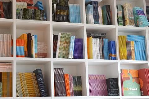Könyvek, minden mennyiségben