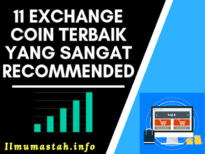 Exchange Coin Terbaik Yang Sangat Recommended
