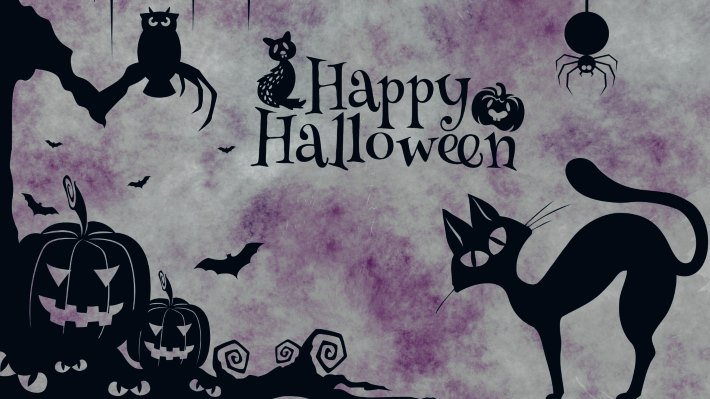 Wallpaper 4: Halloween