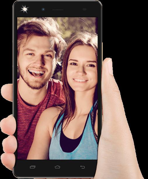 Smartphone Berbaterai Jumbo