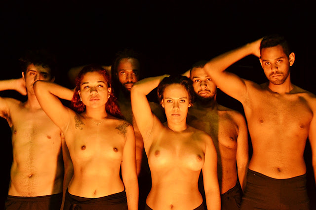 """""""Já nascemos mortos"""", espetáculo do Coletivo Sankofa, discute crimes contra homossexuais"""
