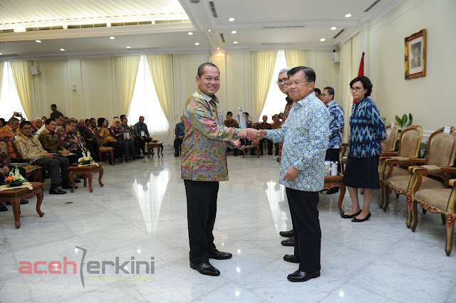 Keterbukaan Informasi Publik Pemerintah Aceh Turun Peringkat