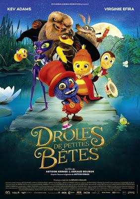 Drôles De Petites Bêtes 2017 Custom HD Dual Spanish 5.1