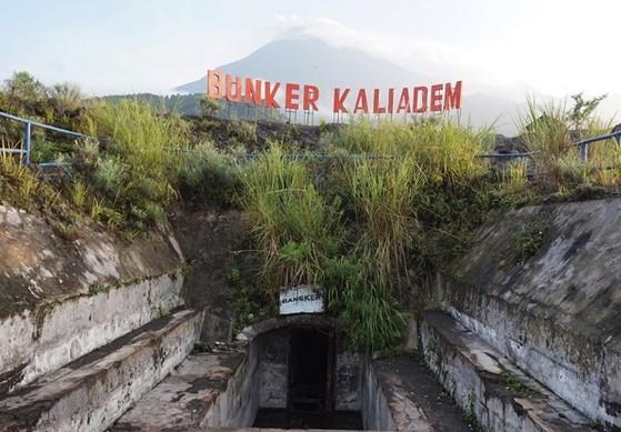 Destinasti Objek Wisata Bunker Kaliadem Merapi Di Pakem Sleman