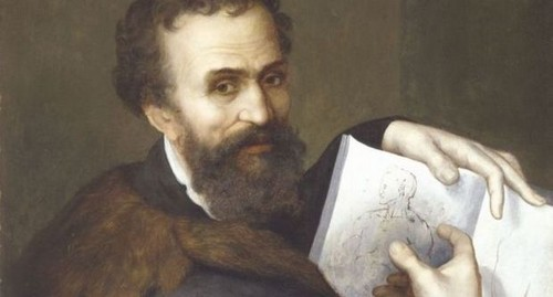 9.Michelangelo-Smartest-People-in-History