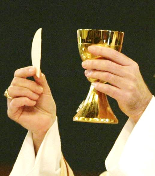 SOLEMNITY OF CORPUS CHRISTI  - THE BODY AND BLOOD OF JESUS CHRIST