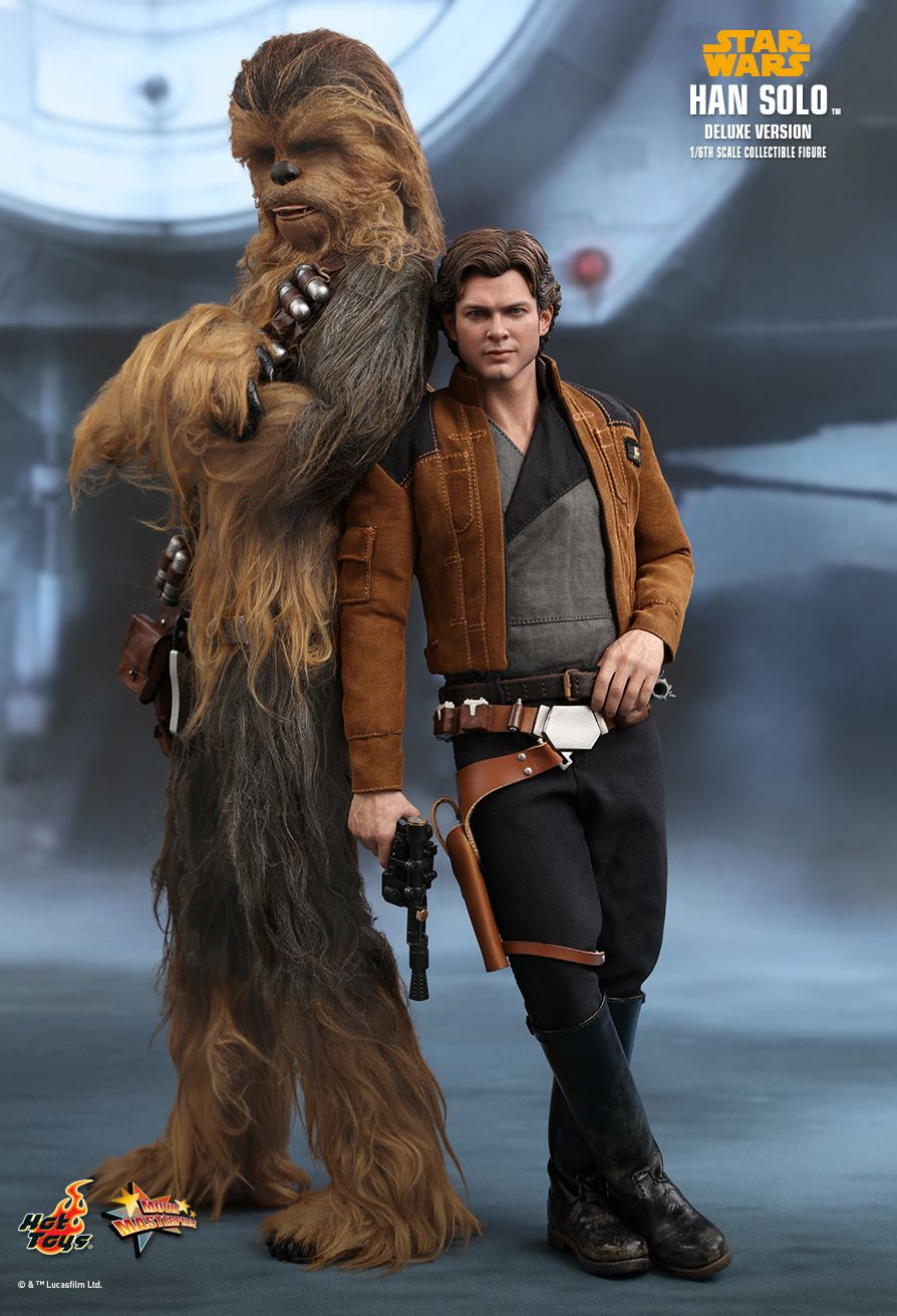 SOLO: A STAR WARS STORY - HAN SOLO (REGULAR & DX VERSIONS) 1