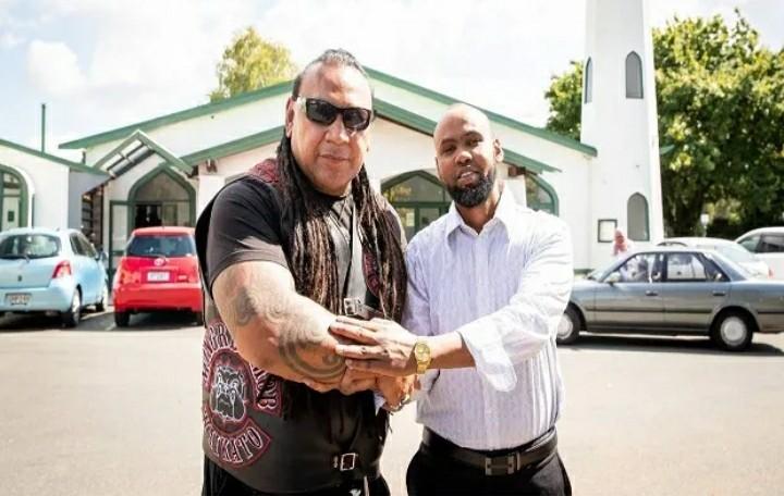 Geng Motor Paling Seram Janji Jaga Masjid NZ Saat Jumatan