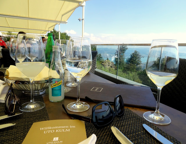UTO Kulm Restaurant Allegra Top of Zurich