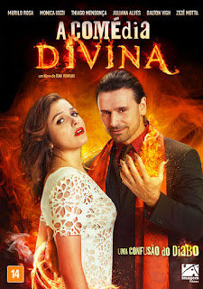 A Comédia Divina - DVDRip Nacional