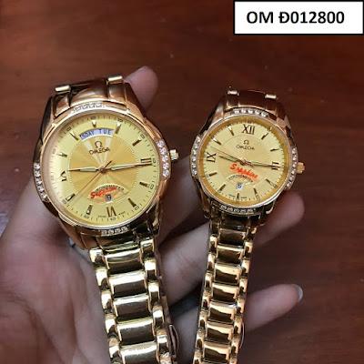 Đồng hồ nam OM Đ012800 quà tặng bạn trai đỉnh nhất