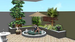 Desain Tukang Taman Surabaya 1 - www.jasataman.co.id