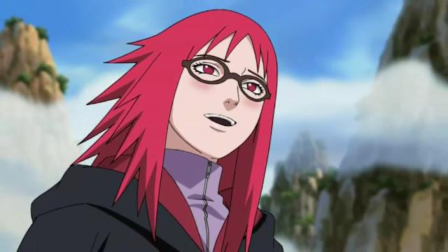 Naruto Karakter - Kumpulan Foto Karin, Fakta Karin dan Video-Video Karin