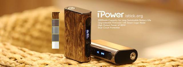 Five colors of Eleaf iPower mod