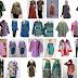 99+ Gambar Model Baju Batik Atasan Wanita Terbaru 2018 ! Desain Modern