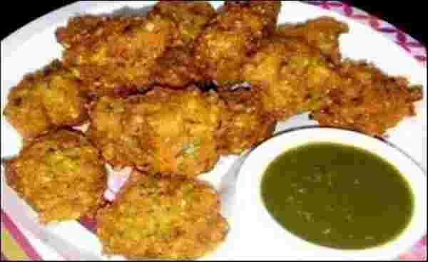 dal ki bhajiya recipe