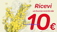 Logo Carrefour Spendi&Riprendi per la Festa della Donna