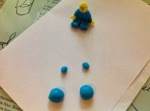 Make a Fondant Lego Man Part 1