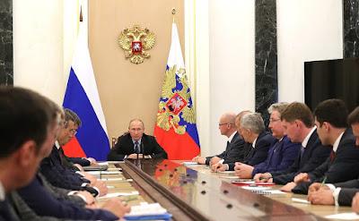 Vladimir Putin and heads of regions elected on the unified voting day.