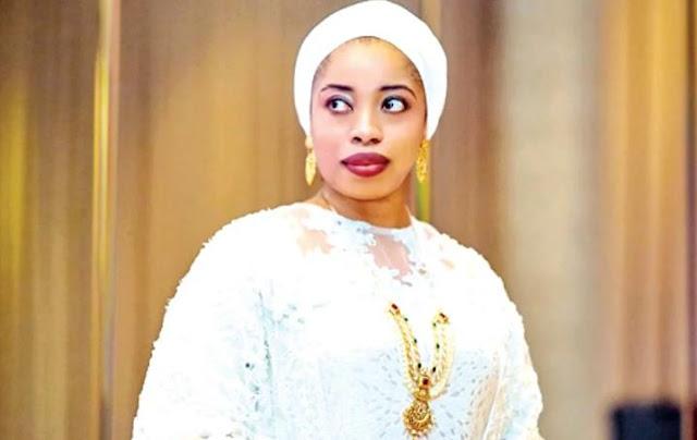 Ooni of Ife former queen Zaynab