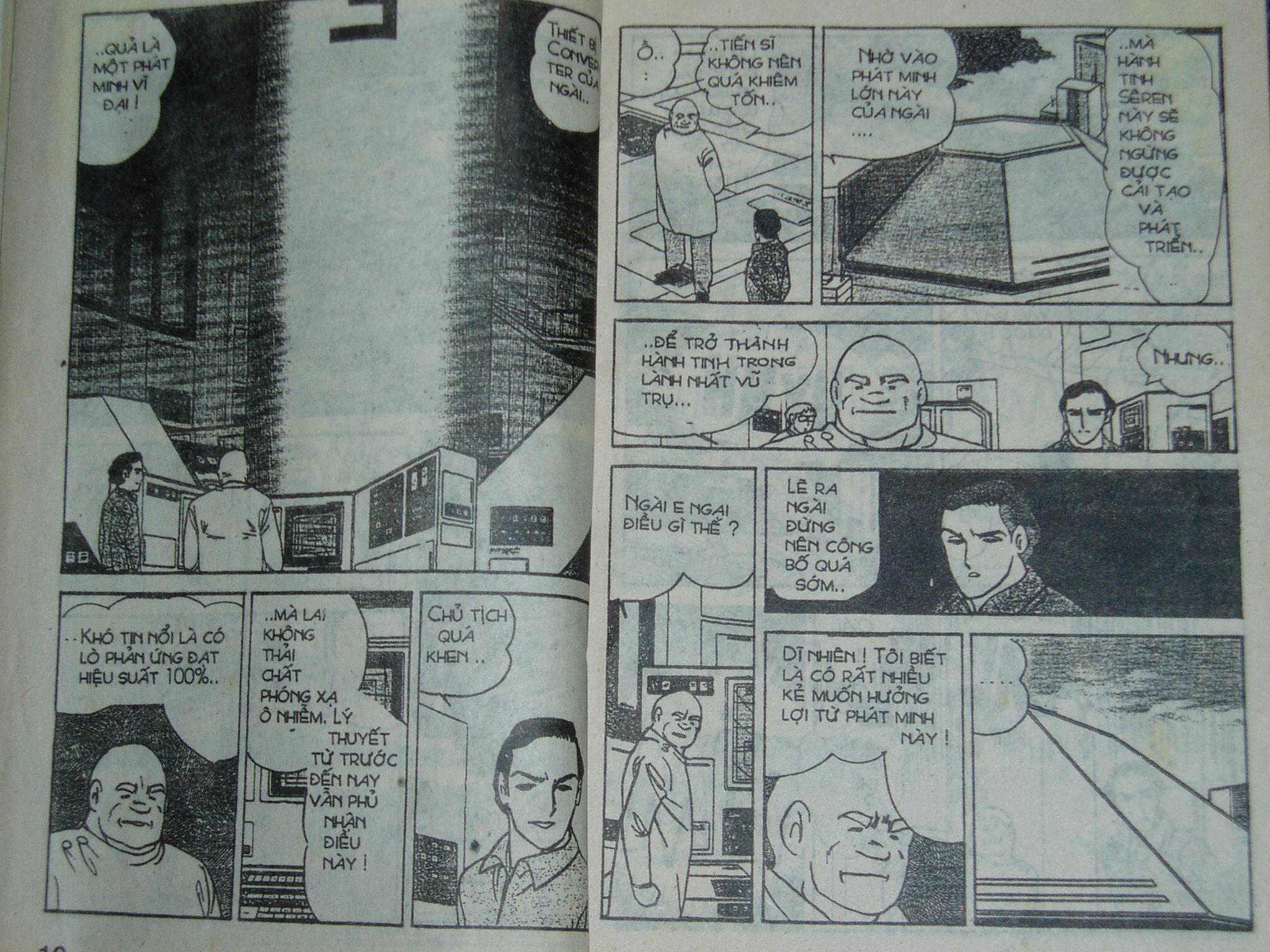 Siêu nhân Locke vol 14 trang 5