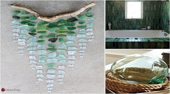 7 Simple Ideas For Using Glass In Home Decor