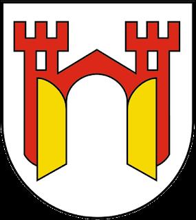 Forteresse ouverte  Offenburg_Wappen