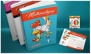 كتاب المعاصر فى الرياضيات باللغة الفرنسية