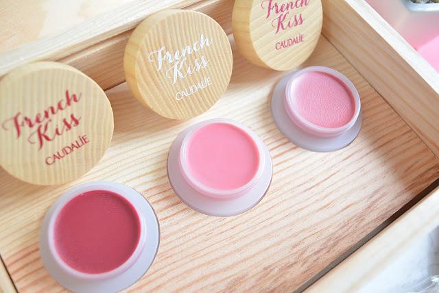 Caudalie French Kiss Tinted Lip Balms