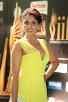 Madhu Shalini Looks Super Cute in Neon Green Deep Neck Dress at IIFA Utsavam Awards 2017  Day 2  Exclusive (29).JPG