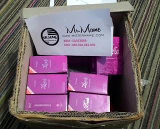 Ready Stock Parfum Bride dan Lovely Parfume Pheromone Untuk Wanita Memikat Pria