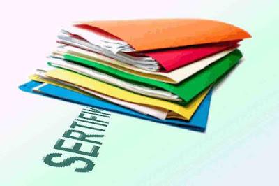 Dokumen penunjang yang harus dilampirkan sebagai persyaratan dalam tawaran  Dokumen Penunjang Ajuan Calon Peserta Sergu Madrasah 2017