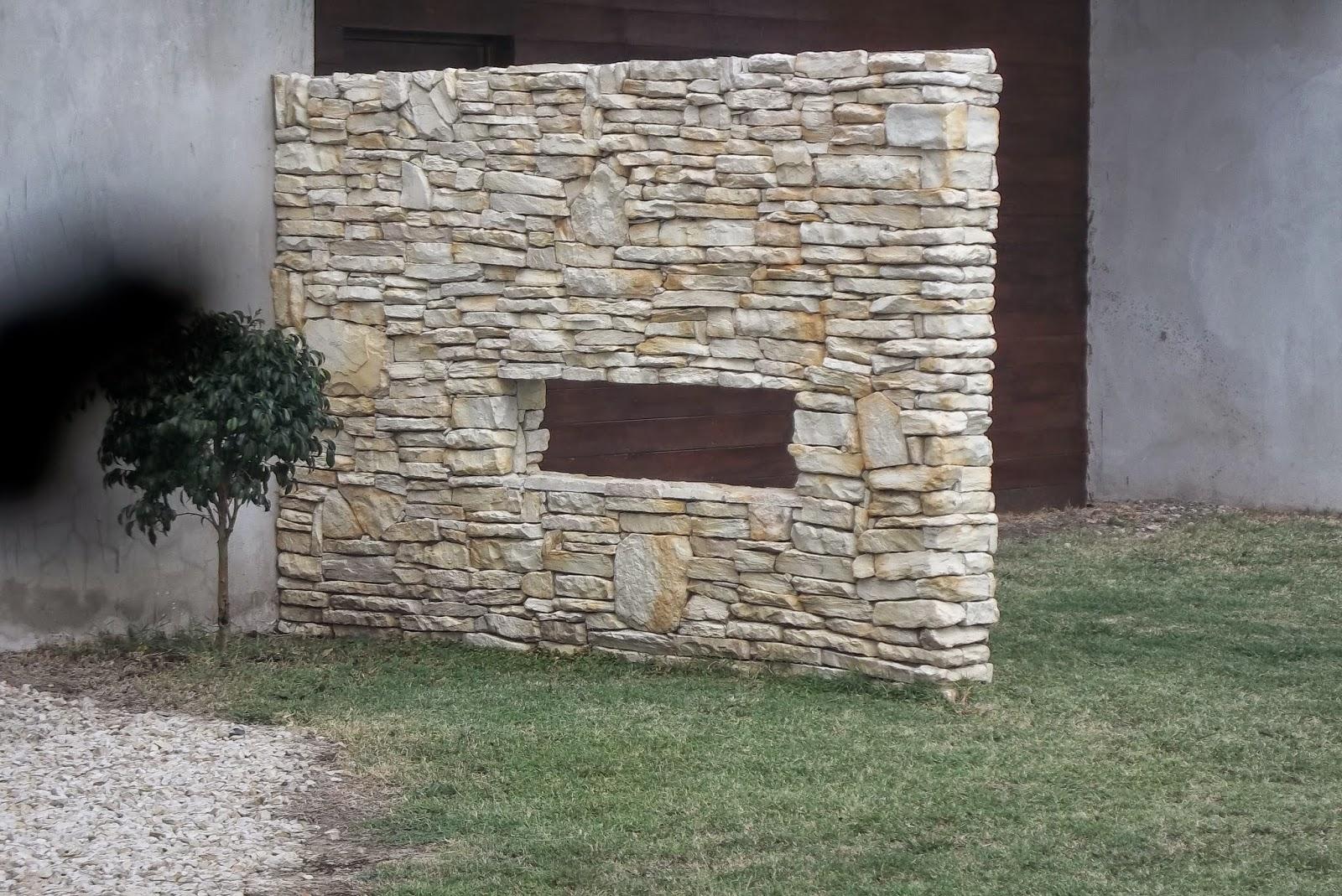Premoldeados el muro revestimientos para pared - Revestimiento paredes imitacion piedra ...