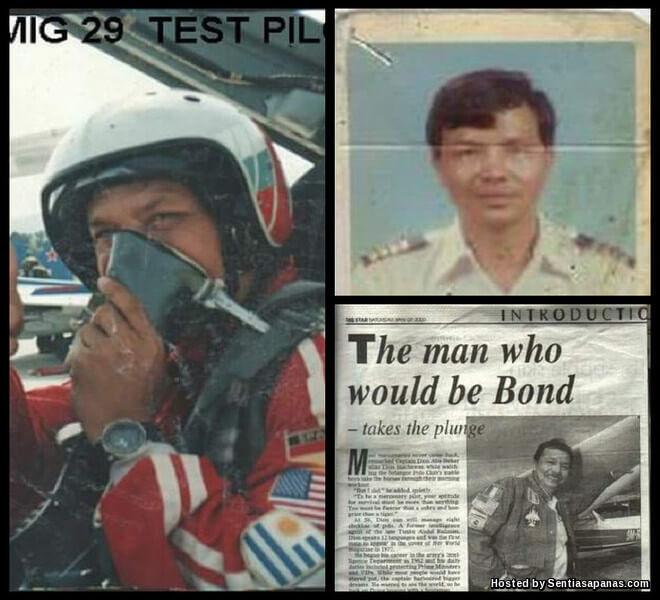 Misteri Pilot Malaysia Terperangkap Di Segi Tiga Bermuda!