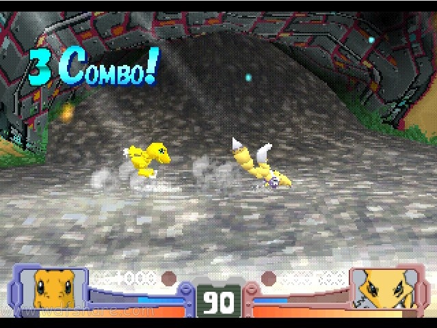 Digimon Rumble Arena Full Portable - WFDShare.com