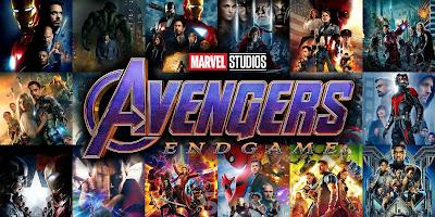 Avengers Endgame (2019) [720p - HQ DVDScr - [Tamil + Eng] - x264 - 1GB - HQ Line Audio]