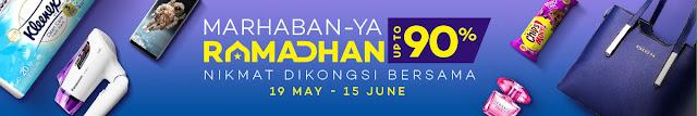 Marhaban Ya Ramadhan Lazada