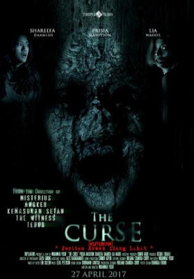 Trailer Film The Curse 2017